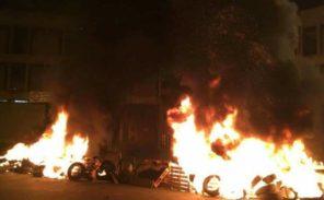 Fleury-Mérogis: le blocage tourne à la confrontation