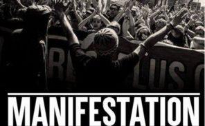 Une manifestation contre le meeting du Front National