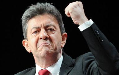 Assemblée nationale: «standing ovation» pour Jean-Luc Mélenchon