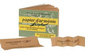 Montrouge(92): la deuxième patrie du «papier d'Arménie»
