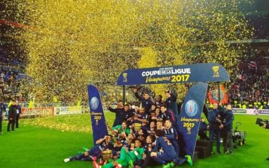 Coupe de la ligue : victoire du Paris Saint-Germain en quart
