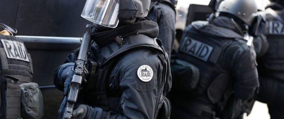 Coup de filet antiterroriste à Trappes (78)