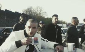 Le rappeur «Fianso» tourne un nouveau clip sauvage
