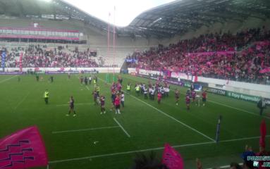 Les filles du PSG à Jean-Bouin