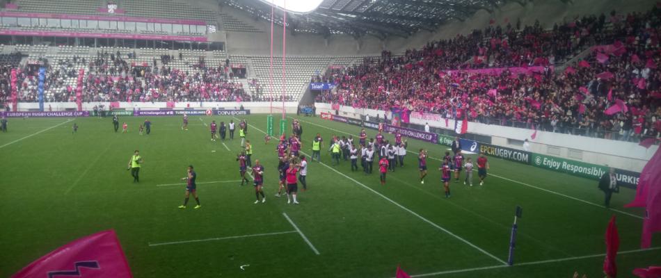 Le Stade Français respire un peu!