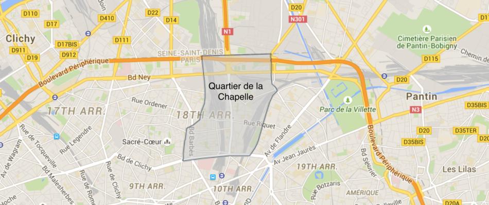 La Chapelle: les femmes victimes de harcèlement dans les rues