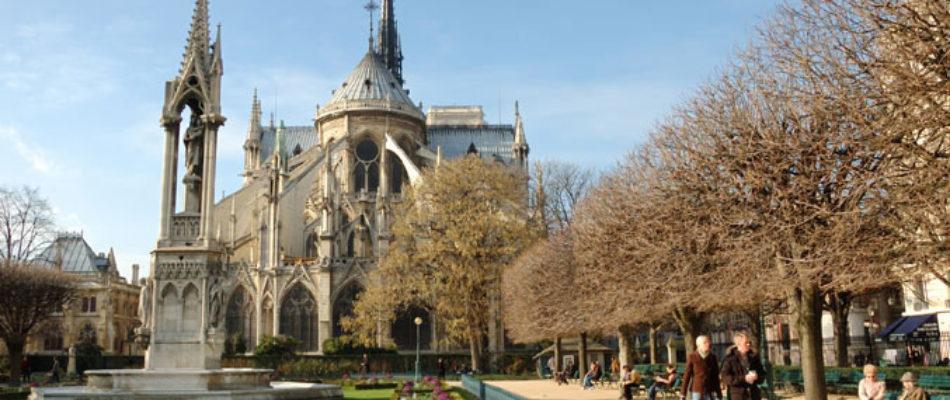 Notre-Dame de Paris à l'honneur