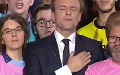 La leçon de Maître Macron