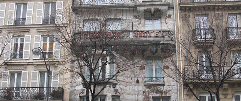 Paris: retour du concours de façades?