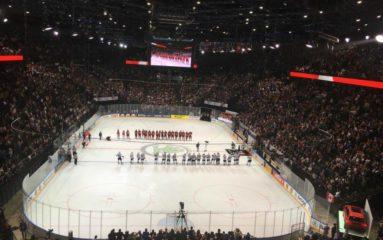 Championnat du monde de Hockey sur glace: France-Canada