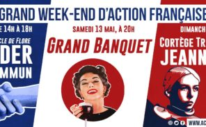 13/14 mai : un week-end « Action Française »