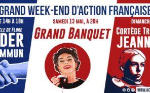 13/14 mai: un week-end «Action Française»