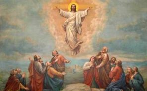 Bonne fête de l'Ascension à tous!