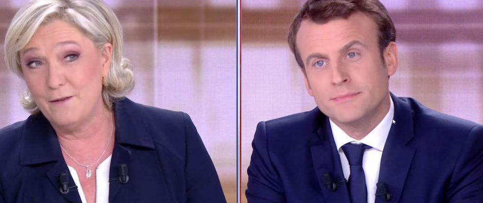 Débat Le Pen/Macron: match nul!