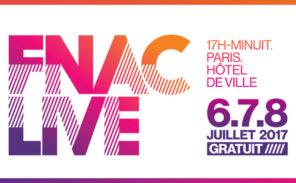Festival Fnac Live: la programmation dévoilée