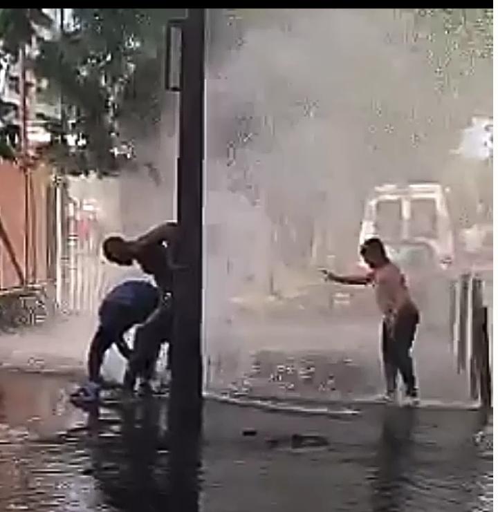 bouches d'incendies