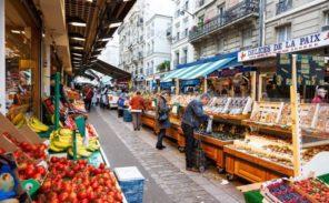 Nouveauté: livraison à domicile pour certains marchés parisiens