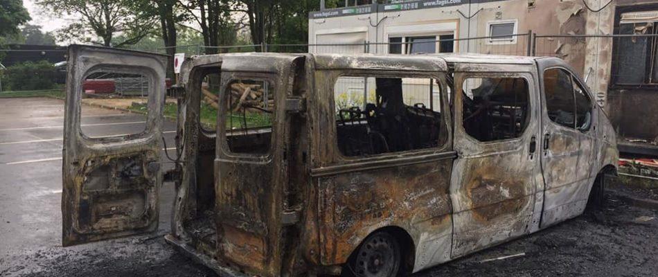 Massy: incendie volontaire visant les clubs de football et de rugby