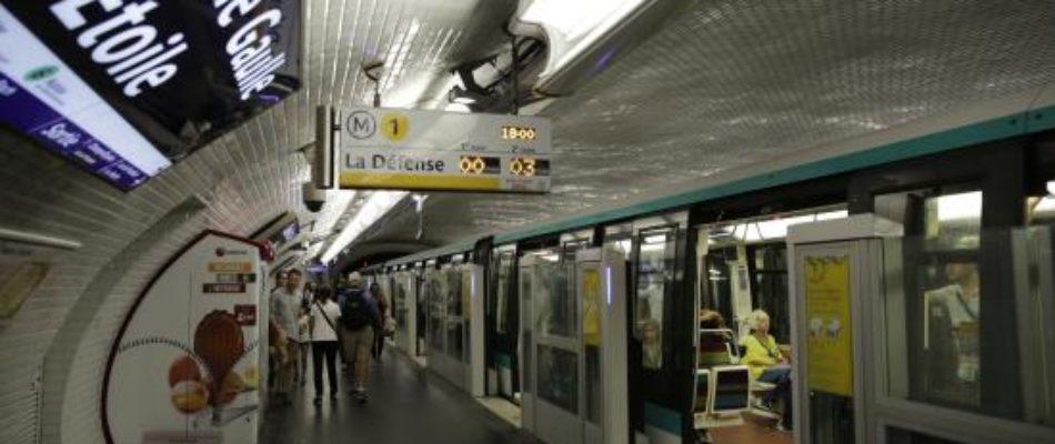Touristes étrangers: déposer plainte dans le métro, c'est possible