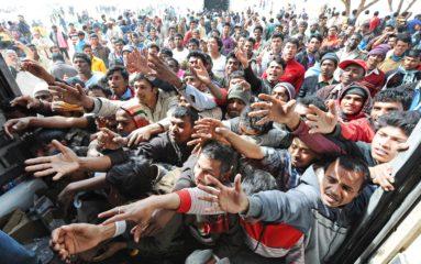 Les Mureaux (78): forum pour l'intégration des migrants