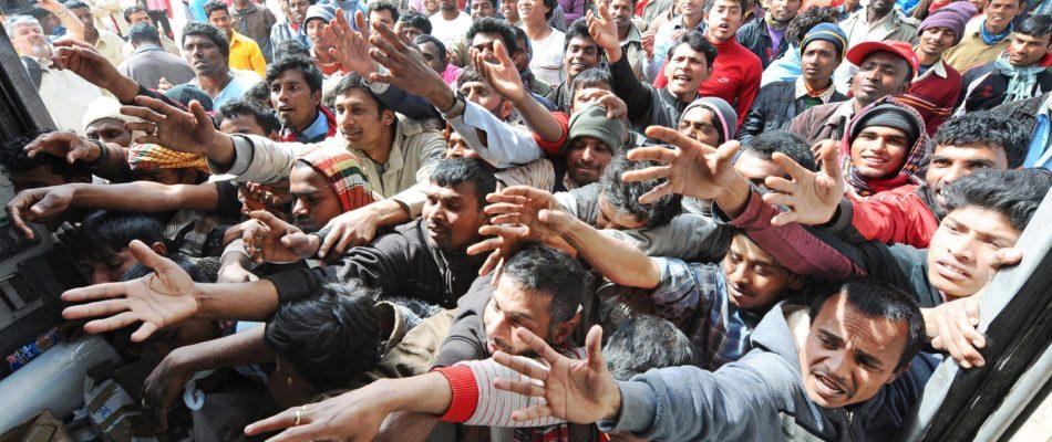 Migrants: proposition de loi de la municipalité