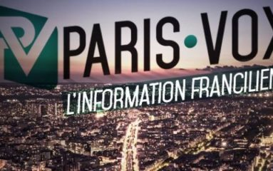 Paris Vox lance son clip de promotion