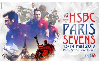 Paris: Etape française du tournoi de rugby à  sept