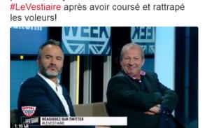 Ladji Doucouré rattrape son pickpocket!