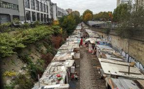124 «bidonvilles» dénombrés en Ile-de-France