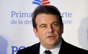 Thierry Solère n'est plus président du groupe LR au Conseil Régional
