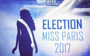 Solène Barbot est « Miss Paris 2017 »
