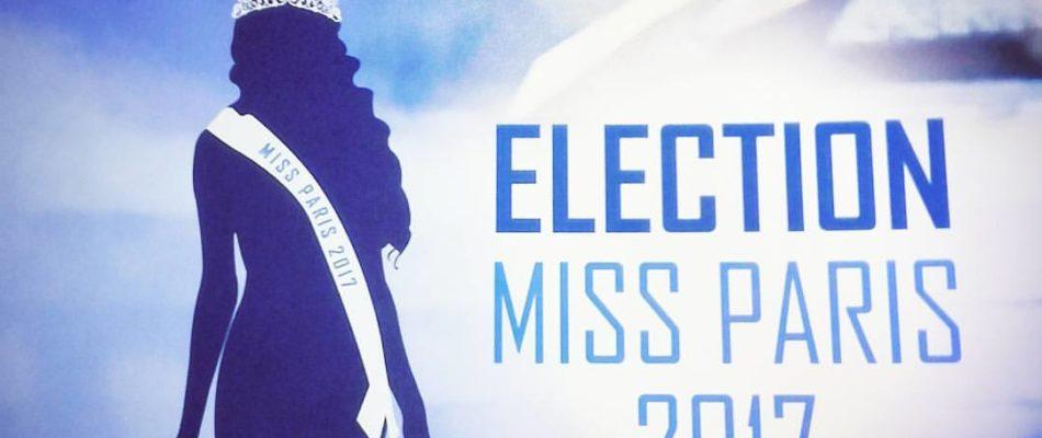 Solène Barbot est «Miss Paris 2017»