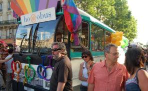 IDF: Le Front National s'oppose à l'affichage communautariste LGBT dans les transports publics