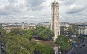 Histoire de Paris: la Tour Saint-Jacques