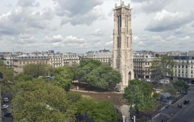 La Tour Saint-Jacques de nouveau accessible