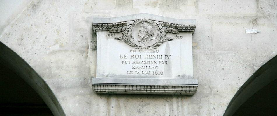 Histoire de Paris: Rue de la Ferronnerie