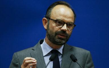 Municipales à Paris: Edouard Philippe en campagne avec Benjamin Griveaux