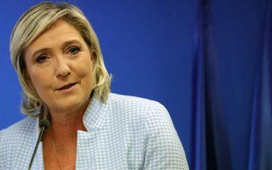 Le syndicat policier «Alliance» ne veut plus garder la maison de Marine Le Pen