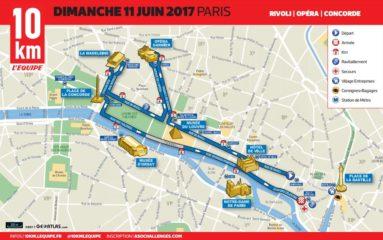 10 km de Paris: je l'ai fait!