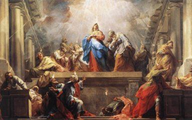 Ce week-end c'est la Pentecôte, mais qu'est ce donc?