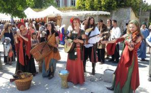 Grand succès de la 34e fête médiévale de Provins