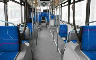 Le motif des sièges des transports franciliens adoptés