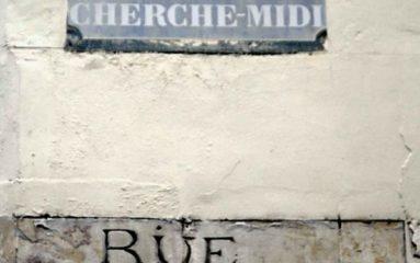 Histoire de Paris : La Rue du Cherche-Midi