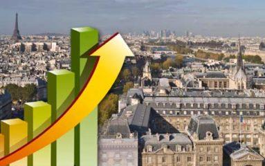 Paris: l'immobilier toujours à la hausse
