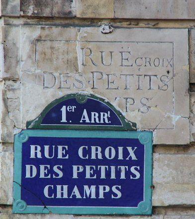 rue Croix-des-Petits-champs