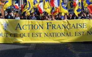 Attentat contre l'Action Française: le secrétaire général du mouvement réagit