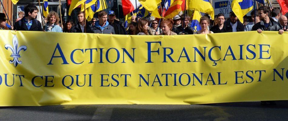 Entartrage d'Eric Coquerel: trois militants d'Action Française condamnés à un stage de citoyenneté