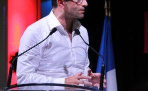 Pelouse de Reuilly: lancement du nouveau mouvement de Benoît Hamon