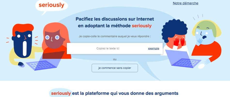 """Le site """"Seriously"""" lutte-t-il sérieusement contre la haine sur internet ?"""