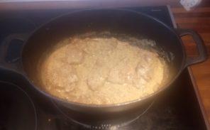 La recette du mois: filet mignon de porc à la moutarde de Meaux